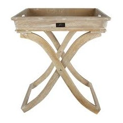 Butler-tray naturel